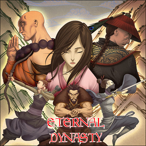 Portada de Eternal Dinasty