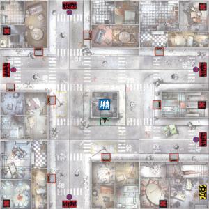 zombicide mapa bestia