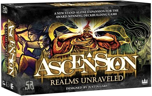 Cja de Ascension Realms Unraveled