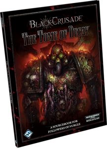 Black Crusade, The Tome of Decay