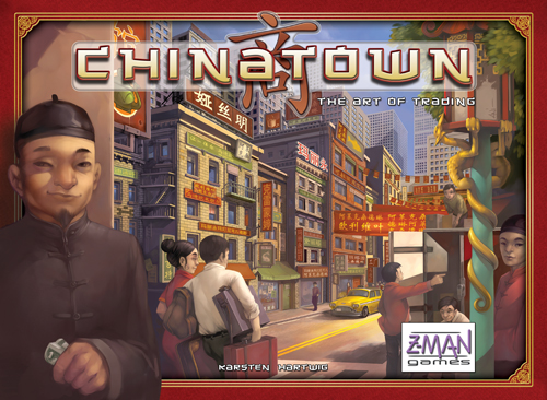 Caja de Chinatown