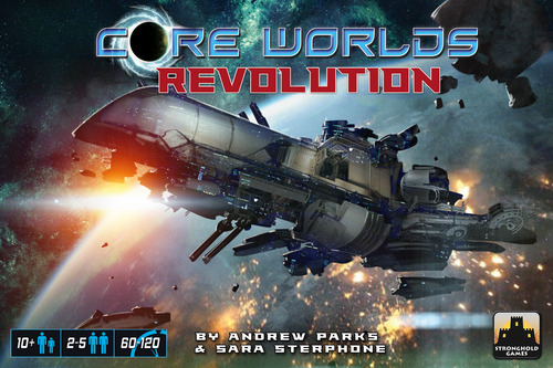 Caja de Core Worlds Revolution