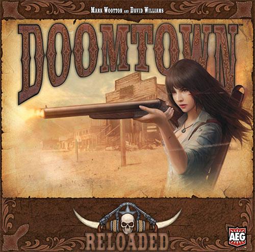 Caja de Doomtown Reloaded
