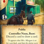 Carta de Doomtown Reloaded
