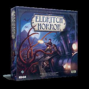 Eldritch Horror, caja