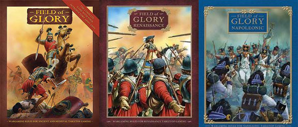 Field of Glory de osprey publishing