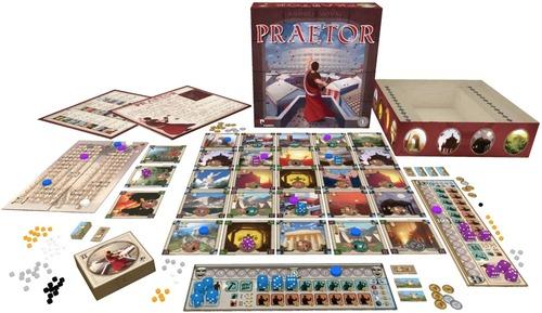 Componentes de Praetor