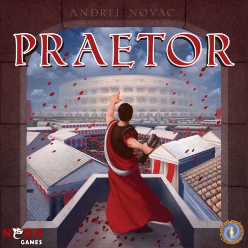 Portada de Praetor