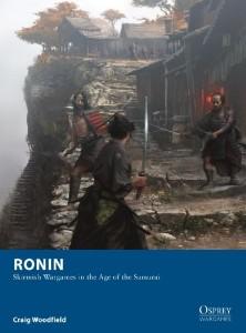 Ronin, portada