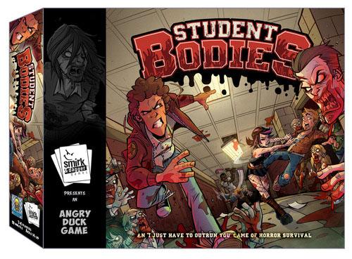 Caja de Student Bodies