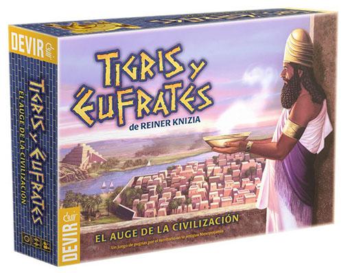 Edición de Devir de Tigris y Eufrates