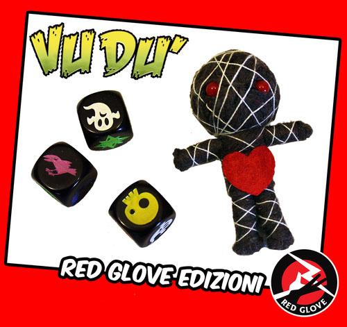 Algunos componentes de Vudu