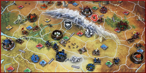 Partida de war of Kings