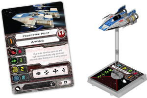 X-Wing, Ases Rebeldes A-Wing