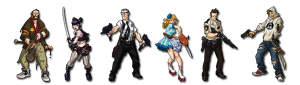 zombicide personajes