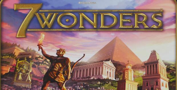 Juego 7 Wonders
