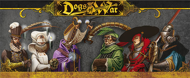 Arte conceptual de Dogs of War