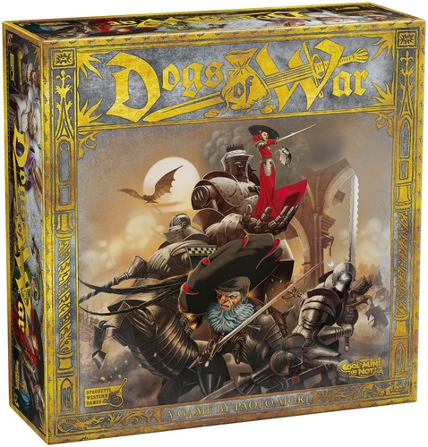 Caja de Dogs of war