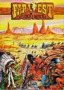 Far West, portada 1ª edición