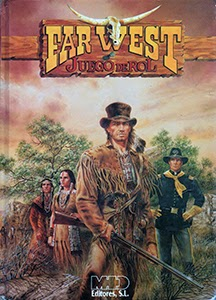 Far West, portada 2ª edición