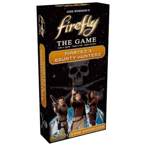 Caja de la expansión Firefly Pirates & Bounty Hunters