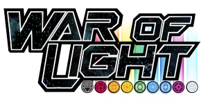Heroclix, War of Light, logo