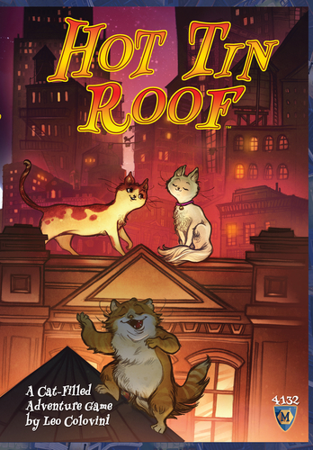 Portada de Hot Tin Roof