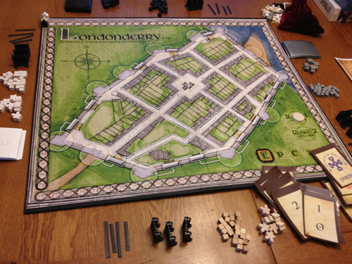 Prototipo de The Walled City: Londonderry