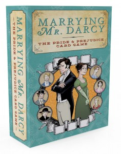 Marrying Mr. Darcy, caja
