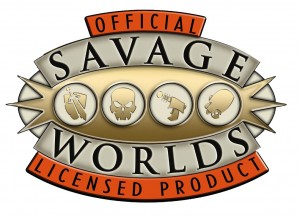 Savage Worlds, logo