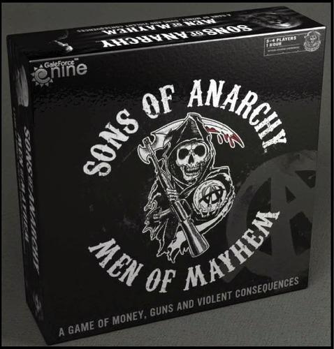 Caja de Sons of Anarchy