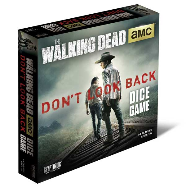 Caja de The Walking Dead: Don't Look Back