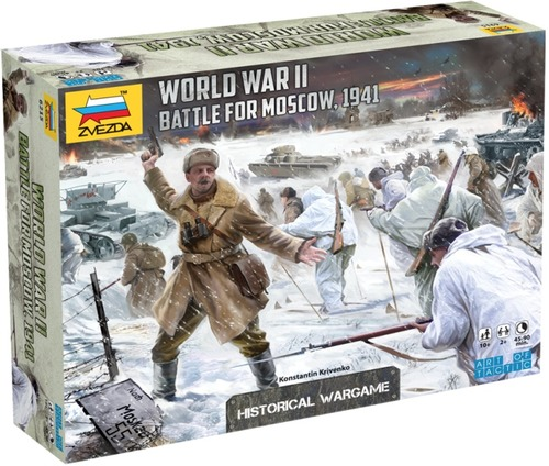 Caja de Battle for Moscow