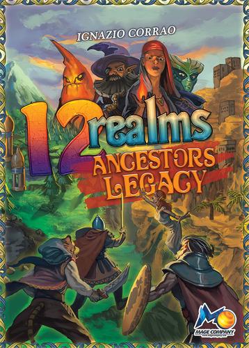 portada de 12 realms ancestor legacy