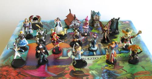 miniaturas de 12 realms