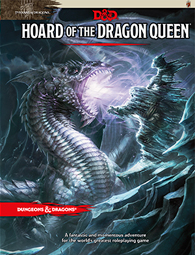 D&D, Hoard of the Dragon Queen