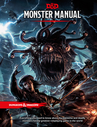 D&D, Monster Manual