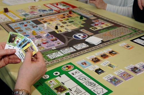 Partida a Essen the game spiel 13