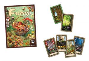 Fungi, juego
