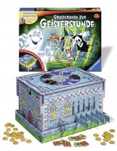 Gruselrunde-zur-Geisterstunde, juego
