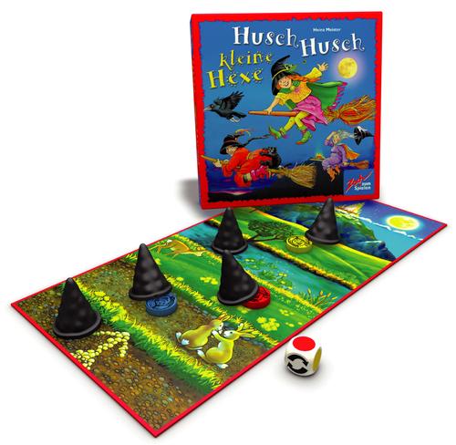Componentes de Husch Husch kleine Hexe