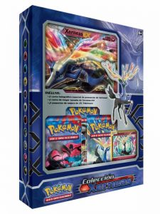 Pokémon XY, Caja Legendary
