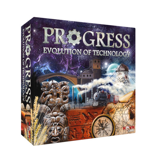 portada de Progress evolution of technology