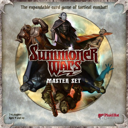 Portada de Summoner Wars Master Set