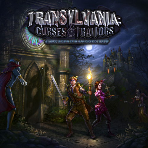 Portada de Transylvania curses and traitors