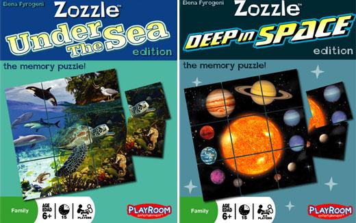 Zozzle mar y cosmos
