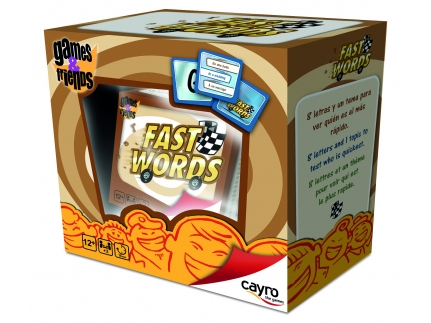 Fast Words de la linea Game and Friends