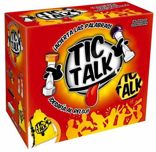 Portada de Tic Talk