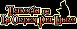 Aventuras en la Marca del Este, Trilogía de la Orden del Libro, logo