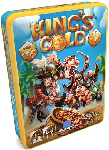 Caja de King's Gold